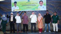 Jaelani Launching Desa Binaan PKB di Pesisir Buton Selatan