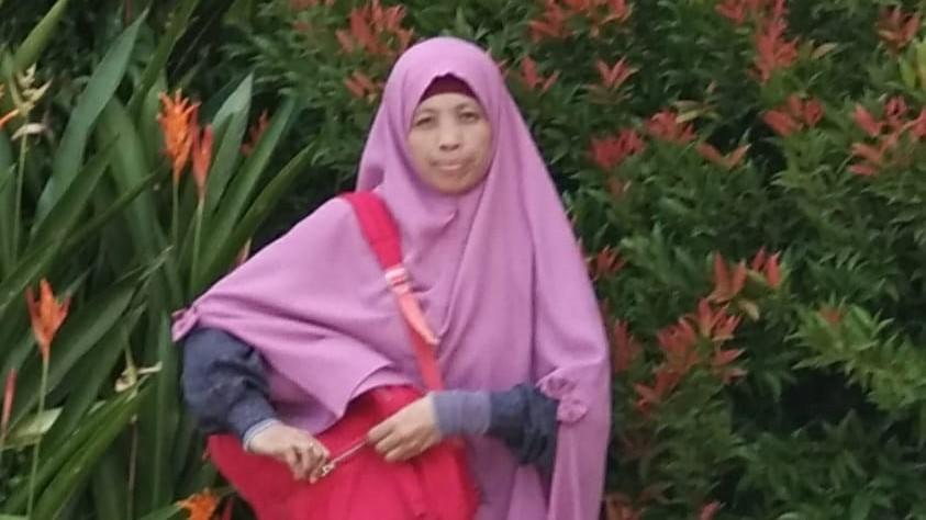 Ummu Najmah laila ul- Haq (Pemerhati Sosial masyarakat Lainea Sulawesi Tenggara)