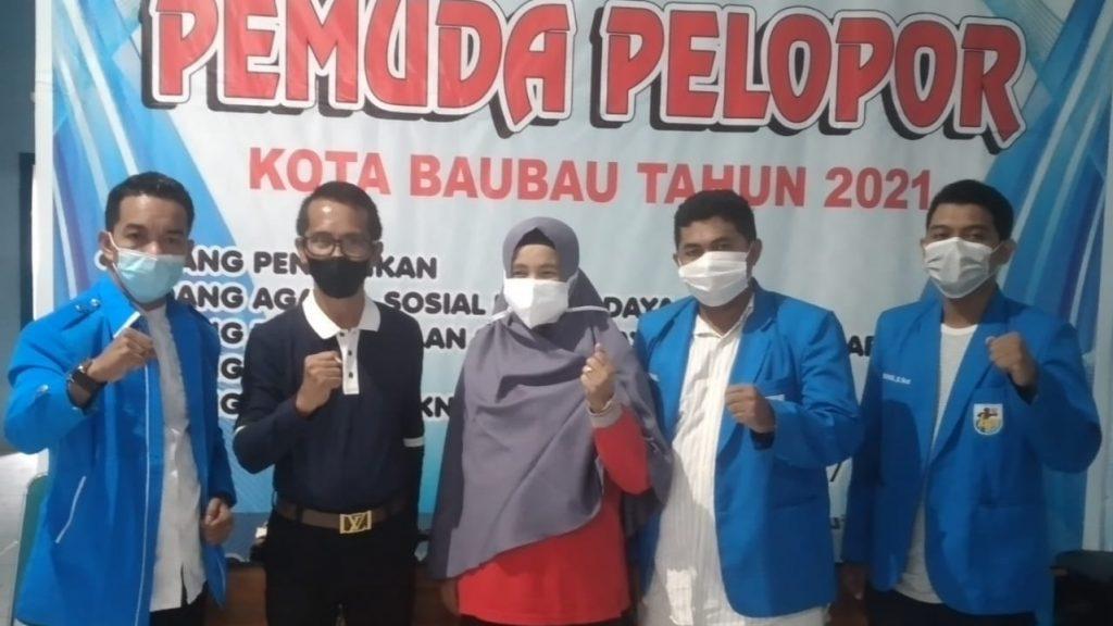 Musda Bersama DPD KNPI Baubau Bakal Digelar Agustus 2021