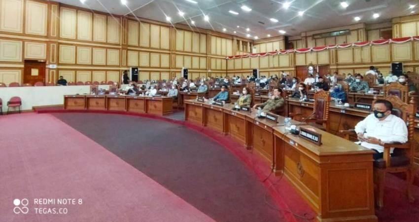 DPRD Sultra Tetapkan Jumarding Sebagai Calon Wakil Ketua DPRD Sultra