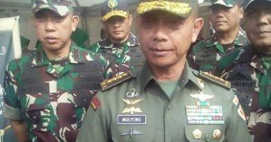 Kepala Staf Angkatan darat Jenderal TNI Mulyono