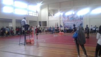 Tim Sepak Takraw Junior Mubar Raih Juara Satu