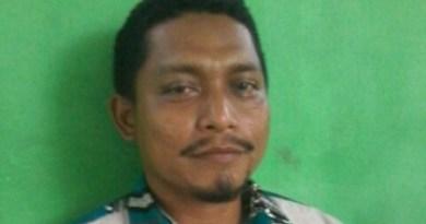 Ketua LSM Perintis Kota langsa Zulfadli. FOTO : ROBY SINAGA