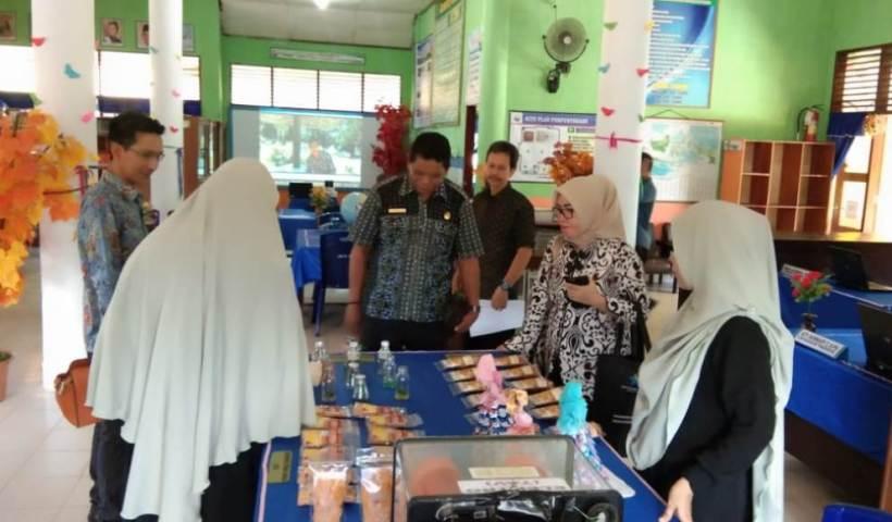 SMKN 1 Baula Wakili Bakal Sultra Lomba Perpustakaan Tingkat Nasional