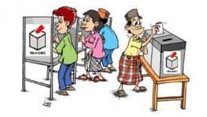 E-Voting Pilkades di Bantaeng Gagal, Banyak Menuai Masalah