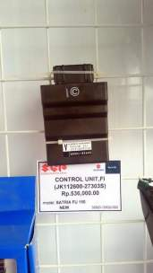 harga control unit suzuki satria fu 150 fi