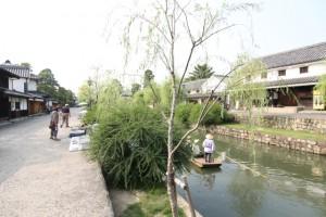 倉敷の美観地区
