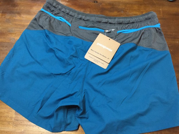 patagonia Men's Strider Pro Shorts