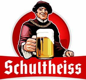 Schultheiss Bier Trikotsponsor Vfl Tegel