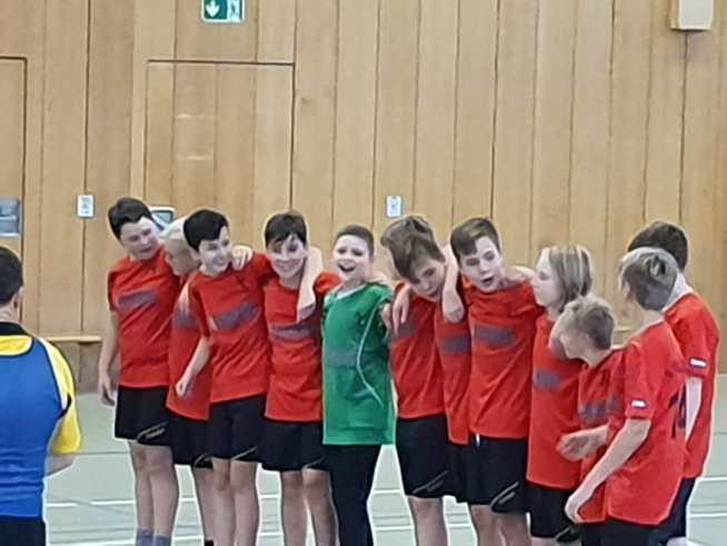 Tegel handball Jugend