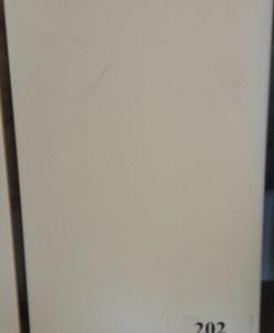 25 x 40 cm mat witte wandtegel