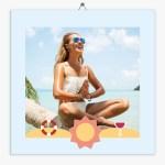 tegeltjenl-foto-vakantie-strand