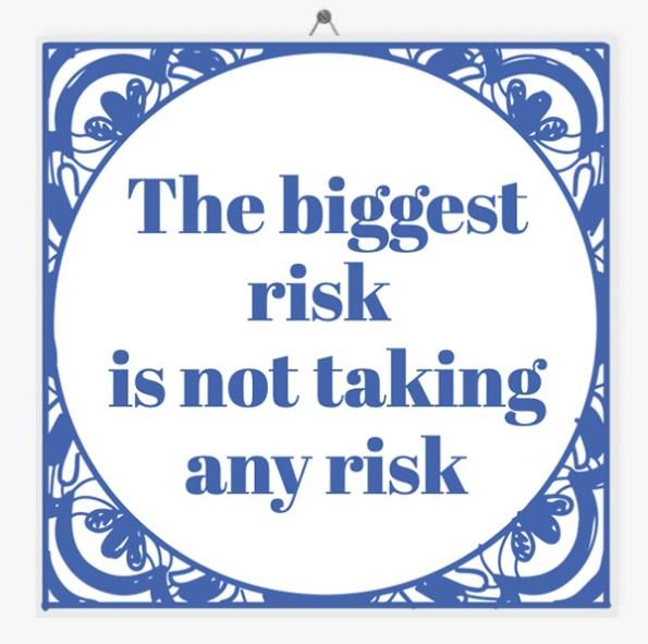 risico's nemen