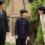 [皇室]悠仁親王、お茶の水女子大付属中学入学式で新入生代表挨拶