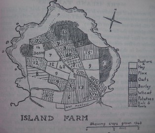 Dinas Island Farm 1943