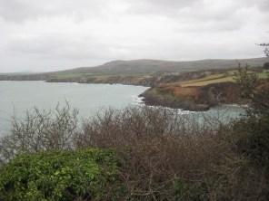 3. Looking back towards Newport