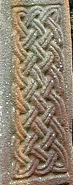Nevern Cross (detail)