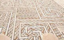 Mosaic at Porec/Parenzo