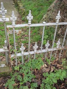 Iron railings 6