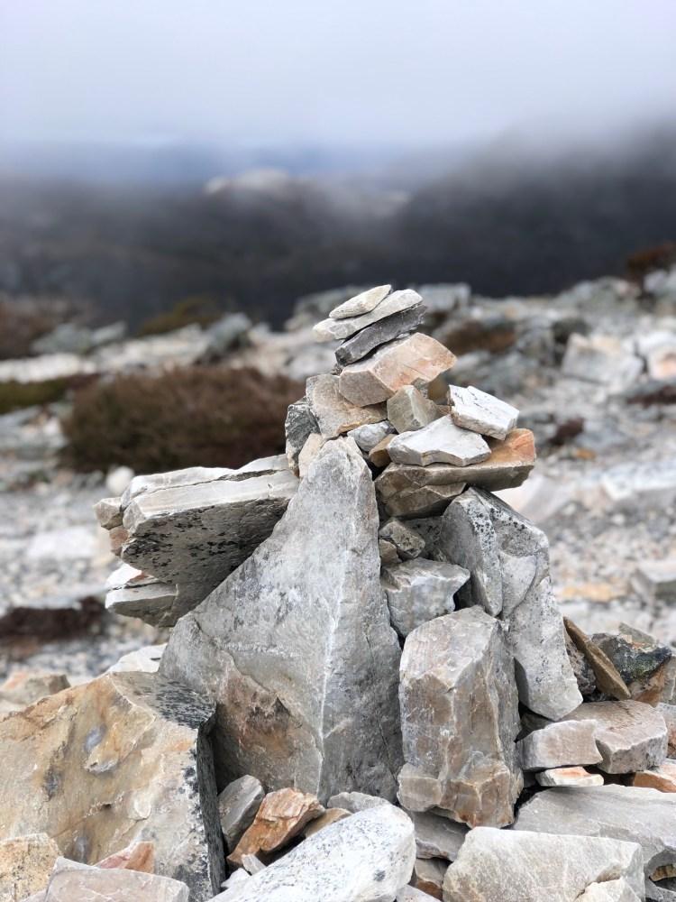 rock statue