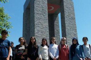 Çanakkale Savaşlarının 103. Yıldönümü Anma Törenleri Kapsamında Düzenlenen Resim, Şiir ve Kompozisyon Yarışmasında Ödüller Sahiplerini Buldu