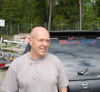 Nils-Erik Johansson, VD