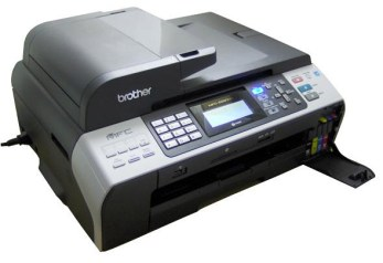 Printer Laser Warna A3