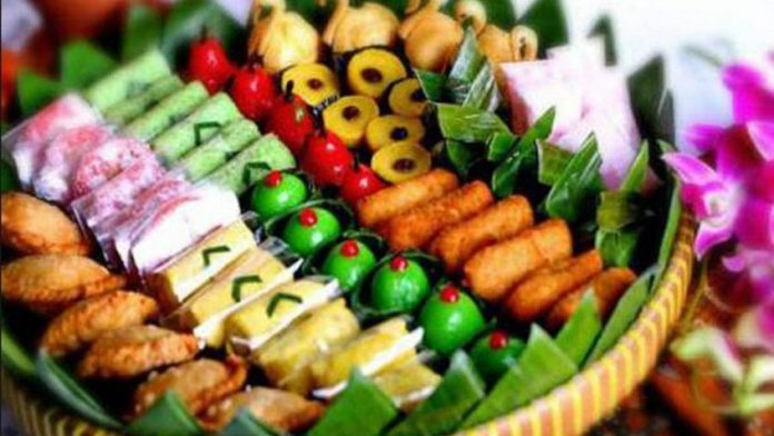Kue Tradisonal Indonesia