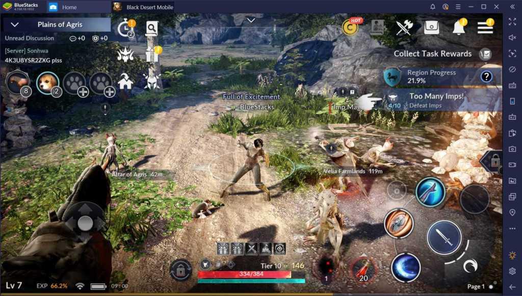 Game Penghasil Uang Asli Black Desert Mobile