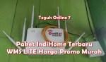 Paket IndiHome Terbaru WMS LITE Harga Promo Murah