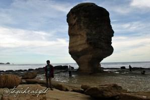 Aku dan Batu Payung