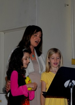 """""""Our Church"""" written and sung by Joanne Woolf, joined by Saida & Carly"""