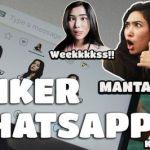 Tutorial dan Cara membuat stiker Foto sendiri di Whatsapp