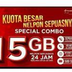 Mengatasi paket combo 15GB 75000 Telkomsel Hilang dari aplikasi mytelkomsel