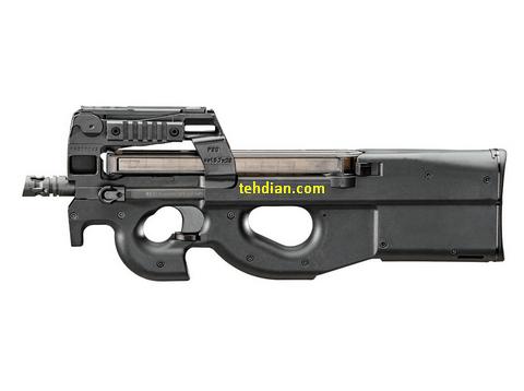 p90 senjata ff terbaru mematikan