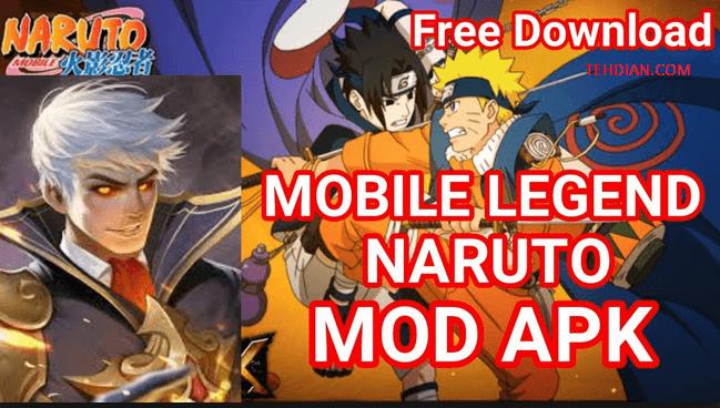 Apk naruto senki versi mobile legends