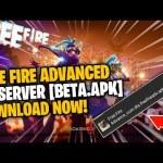 Beta Server advance Apk Free Fire Full Fitur Menarik, Mainkan Tanpa Daftar