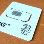 Cara Upgrade Kartu tri 3g ke 4g sendiri tanpa ganti Nomor