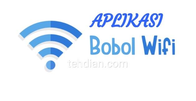 Aplikasi pembobol wifi 2019