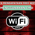 Cara Mencari Password Wifi yang belum pernah terkoneksi menggunakan CMD