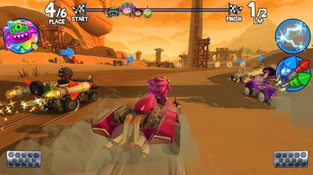 Beach buggy racing offline android