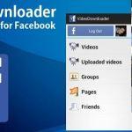 Cara download video dari facebook lite menggunakan aplikasi android