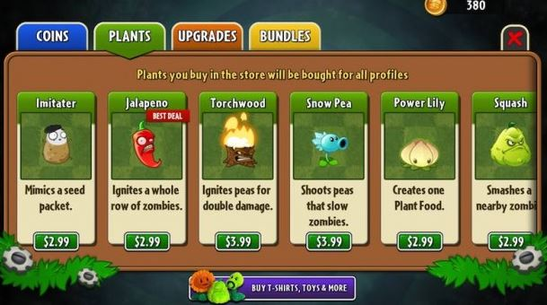 fitur plants vs zombie 2 for pc free