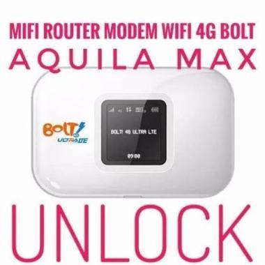 Cara unlock modem bolt aquila max