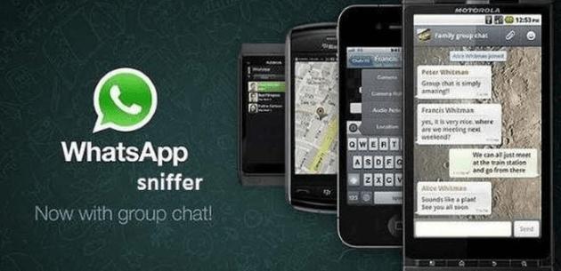 cara menggunakan whatsapp sniffer