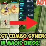 Cara main magic chess mode Mobile legends (Kombinasi Synergy terkuat) auto win