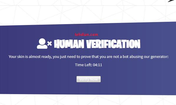 human verifikasi