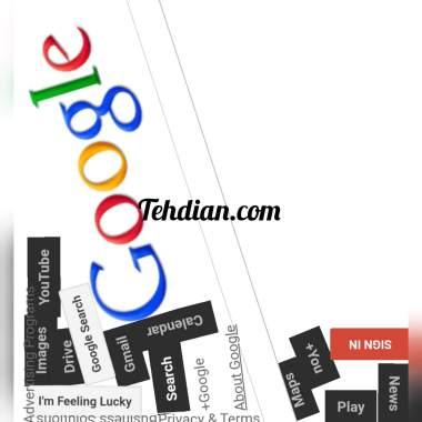 Google gravity mr doob berhasil