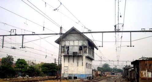 Tanjung Priok Railway Station, Before repaired