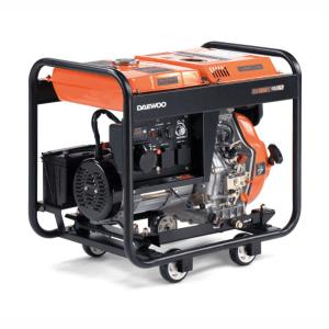 Daewoo DDAE 6000XE дизельный генератор